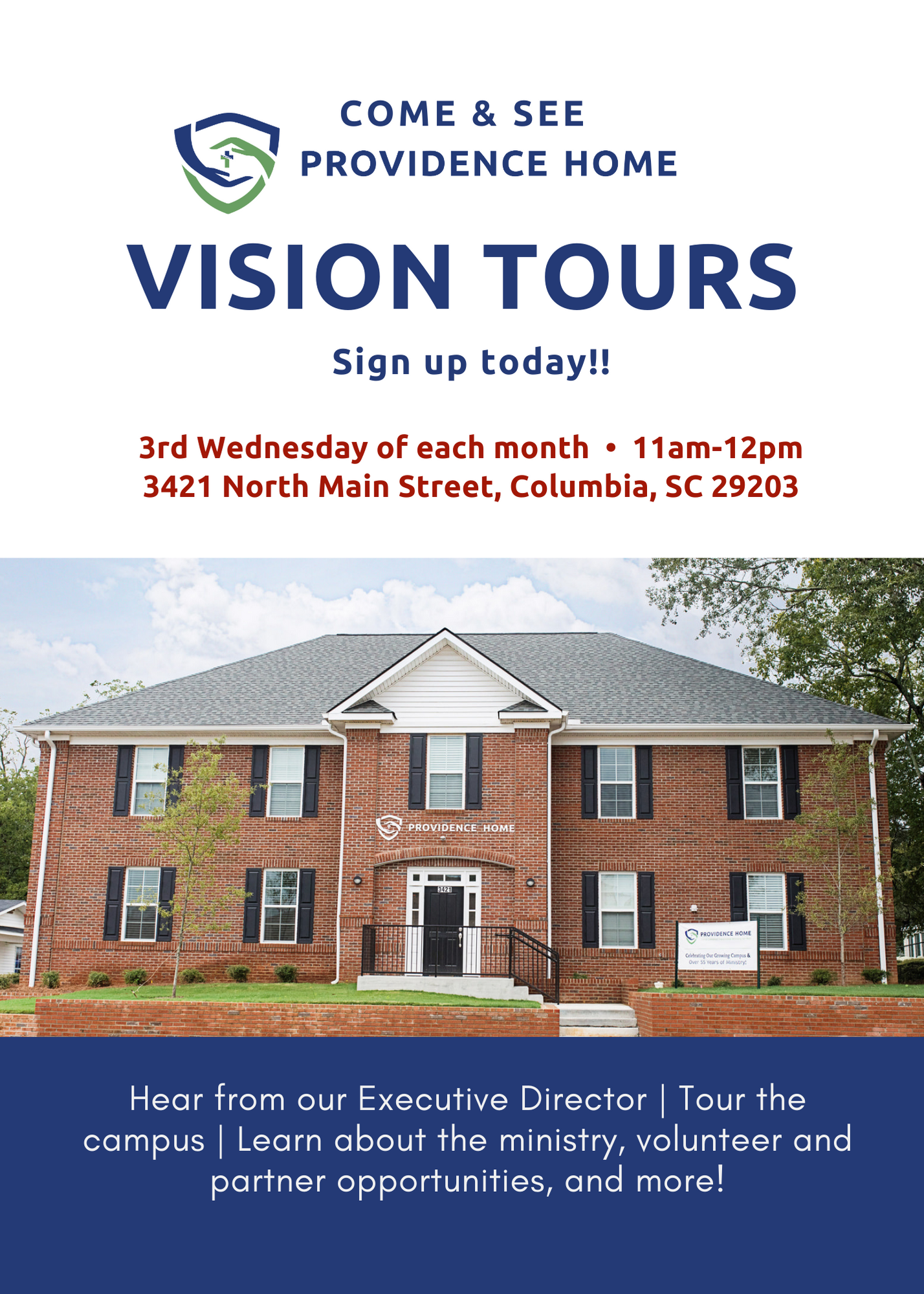 Providence Home Vision Tours