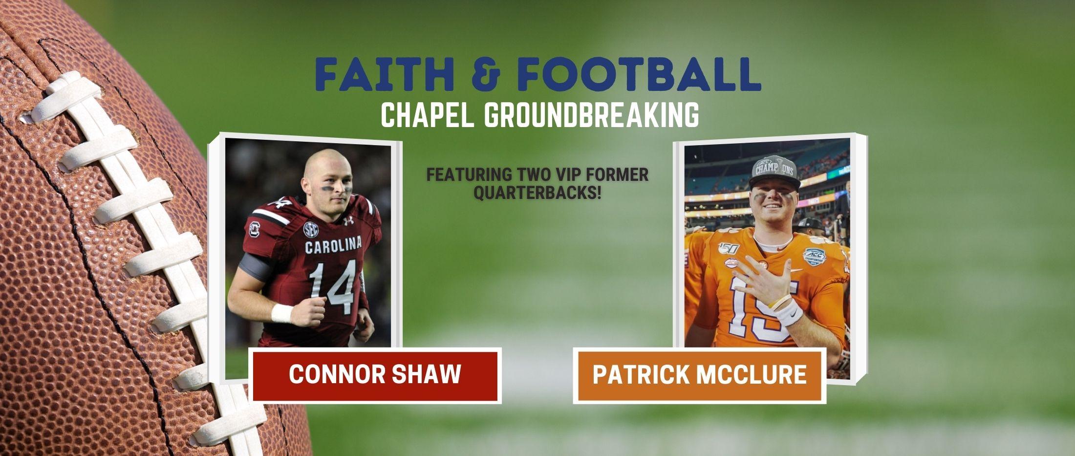 faith and football event